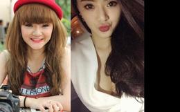 Hành trình lột xác ngoạn mục của em gái Angela Phương Trinh