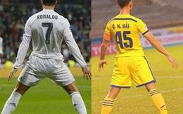 """Quế Ngọc Hải: """"10 năm qua, Ronaldo xuất sắc hơn Messi"""""""