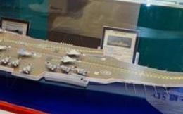 Nga đóng tàu sân bay hạt nhân mới vượt trội USS Nimitz