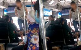 Clip: Nữ nhân viên xe buýt quát mắng, đuổi vị khách lớn tuổi xuống xe chỉ vì 5.000 đồng
