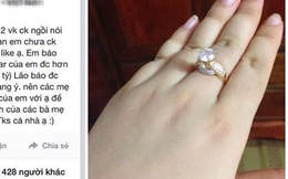 """Người vợ nhận """"quả đắng"""" sau khi khoe chồng trên mạng xã hội"""
