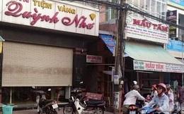 7 đối tượng thừa nhận đột nhập 6 tiệm vàng trộm hơn 300 lượng