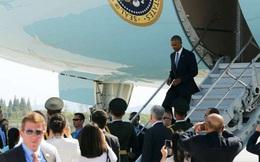 """Tình báo Mỹ chế giễu Trung Quốc vụ """"tiếp đón"""" Obama ở sân bay"""