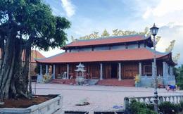 Cận cảnh nhà thờ Tổ trăm tỉ đẹp như mơ đã hoàn thành của Hoài Linh