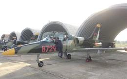 Máy bay huấn luyện L-39 tung cánh trở lại bầu trời