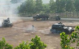 Lữ đoàn Pháo binh 45: Luyện pháo lập công