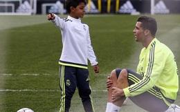 Ronaldo: Đừng tưởng gà trống không biết nuôi con