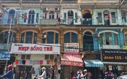 Đề nghị di dời khẩn cấp cư dân sống chung cư cổ khu Chợ Lớn