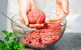 """Thịt đỏ là """"bạn"""" hay """"kẻ thù"""" của sức khỏe?"""
