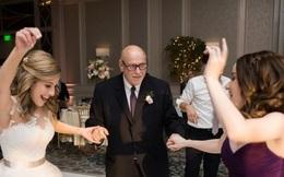 """Đám cưới """"điên rồ"""": Ông nội 85 tuổi kỳ quặc khiến quan khách cười nghiêng ngả"""