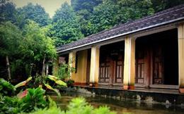 Về ngõ đá Lộc Yên thăm nhà cổ 200 tuổi