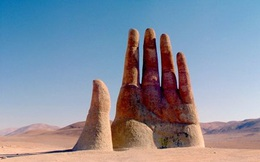"""10 địa điểm """"ngoài hành tinh"""" hấp dẫn trên Trái đất"""