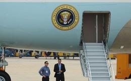 Sân bay Tân Sơn Nhất trước giờ chào tạm biệt Tổng thống Obama