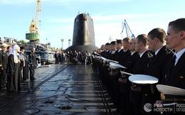 """Tìm hiểu 10 tàu chiến nổi và tàu ngầm """"khủng nhất"""" của Hải quân Nga"""