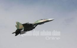 Công phu với những chuyến bay tiêm kích đa năng Su-30MK2