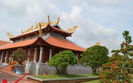 Choáng ngợp nhà thờ Tổ trăm tỷ, khiến Hoài Linh mất ăn mất ngủ 16 năm