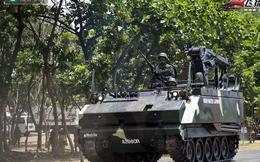 Tổng thống Philippines tuyên bố rắn với Trung Quốc về biển Đông