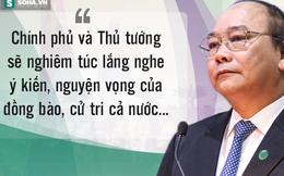Các thành viên của Chính phủ phát biểu gì trên cương vị mới?