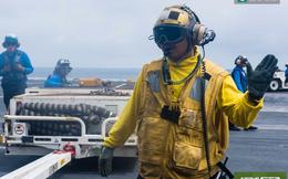 Mỹ đưa tàu sân bay trở lại, tăng tuần tra biển Đông