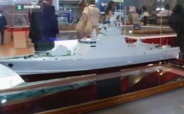 Nga chế tàu tàng hình mới thay thế cho tàu tên lửa Molniya