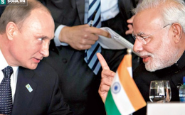 """""""Cứu"""" dầu mỏ Nga, Ấn Độ sẽ có thứ Mỹ, Trung cố giành từ Moscow?"""