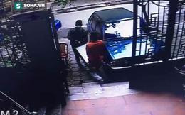 Đã bắt được nghi phạm đánh cắp xe chở vàng ở Hà Đông