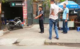Vụ trộm xe vàng ở Hà Đông: Những hình ảnh đầu tiên của nghi phạm
