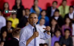 """Obama tâm sự về nỗi buồn khiến ông """"nổi loạn"""" thời trẻ"""