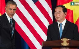 """Cay cú chuyến thăm của Obama, báo TQ vừa dằn mặt, vừa """"kể công"""" với Việt Nam"""