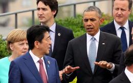 """Lãnh đạo G7 nhất trí cần """"thông điệp mạnh"""" về biển Đông"""