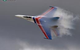 Máy bay Su-27 Nga rơi gần Moscow, phi công tử nạn