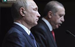"""Tổng thống Thổ Nhĩ Kỳ xin lỗi, Putin lần đầu chịu """"đáp lời"""""""