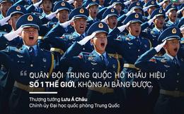 """Bài diễn thuyết """"vạch trần góc tối của quân đội Trung Quốc"""" gây bão"""