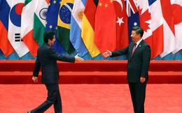 """Gặp ông Tập ở G20, Shinzo Abe """"bị cấm tiệt"""" nói chuyện biển Đông"""