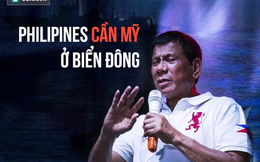 Duterte: Chiến tranh với Trung Quốc sẽ là cuộc thảm sát