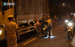 Bình Dương: Chạy xe lấn làn, người đàn ông bị bánh xe tải cán tử vong