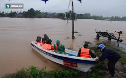 Đắk Lắk: 2.500 người dân ở huyện Ea Kar được di dời lên cao để tránh lũ