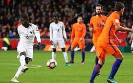 Hà Lan 0-1 Pháp: 'Siêu phẩm' của Pogba chấm dứt chuỗi bất bại của Hà Lan