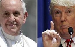 Donald Trump cũng biết sợ khi 'đối đầu' với Giáo Hoàng Francis