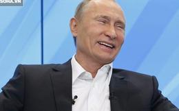 """Putin gửi """"tối hậu thư"""" đến tổng thống kế nhiệm Obama"""