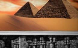 Phát hiện thành phố ngầm bí ẩn bên dưới kim tự tháp Giza vĩ đại