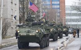 Lo Nga tấn công 3 nước Baltic, Mỹ chuẩn bị triển khai xe tăng