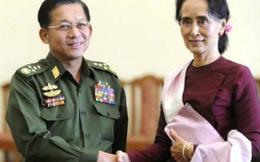Quân đội Myanmar tuyên bố trung thành với chính phủ mới