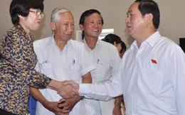 Chủ tịch nước Trần Đại Quang: Trịnh Xuân Thanh có trốn cũng khó thoát