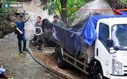 160 chiến sĩ đưa mảnh vỡ trực thăng EC-130 rơi tại Bà Rịa - Vũng Tàu xuống núi