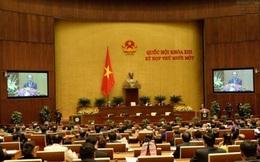 Hôm nay, Quốc hội sẽ tiến hành miễn nhiệm chức danh Chủ tịch QH