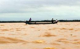 Đường về quê hương Đại tướng Võ Nguyên Giáp chìm trong mưa lũ