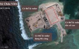 """Trung Quốc đang hình thành """"Chiến lược chống xâm nhập Biển Đông"""""""
