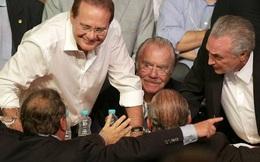 Vừa thành lập, chính phủ lâm thời Brazil lại dính bê bối