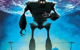 Đi máy bay bỗng gặp... robot khổng lồ lửng lơ trên mây